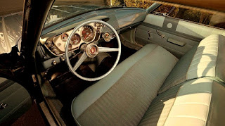 1963 Plymouth Savoy Max Wedge Interior