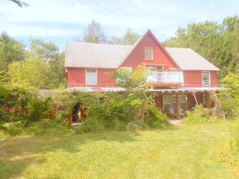 1840's Farmhouse for Sale - NY Catskill Mountain