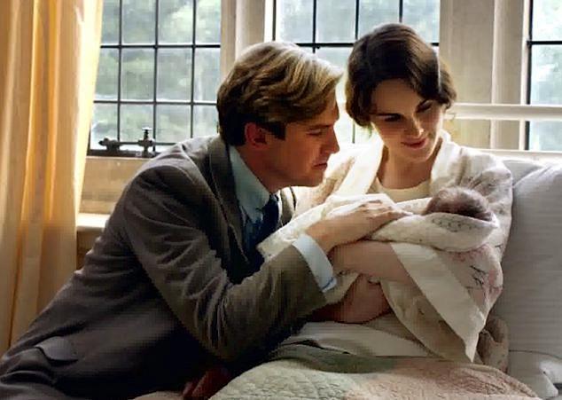 Princeton Landing News: Downton Abbey Season 3 Finale