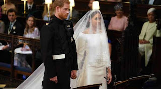 Meghan Markle says 'I do' to Prince Harry, becomes British Royalty