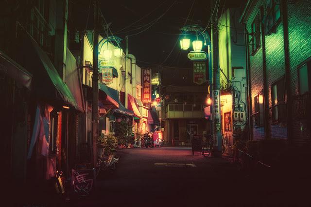 omorfos-kosmos.gr - Μαγικές νυχτερινές φωτογραφίες από τους δρόμους του Τόκιο