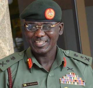 "Buratai says ""Boko Haram will remain technically defeated"""