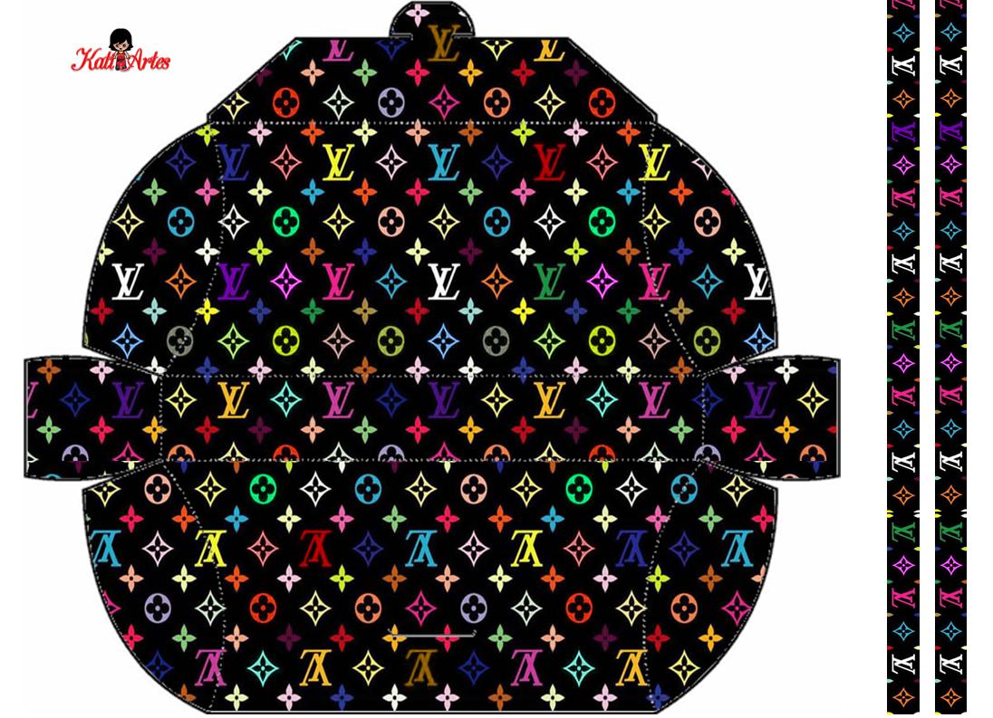 louis vuitton free printable paper purses oh my fiesta - 736×532