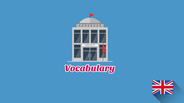 Kosakata Bahasa Inggris Pemerintahaan dan Politik Disertai Gambar Dan Pronunciation