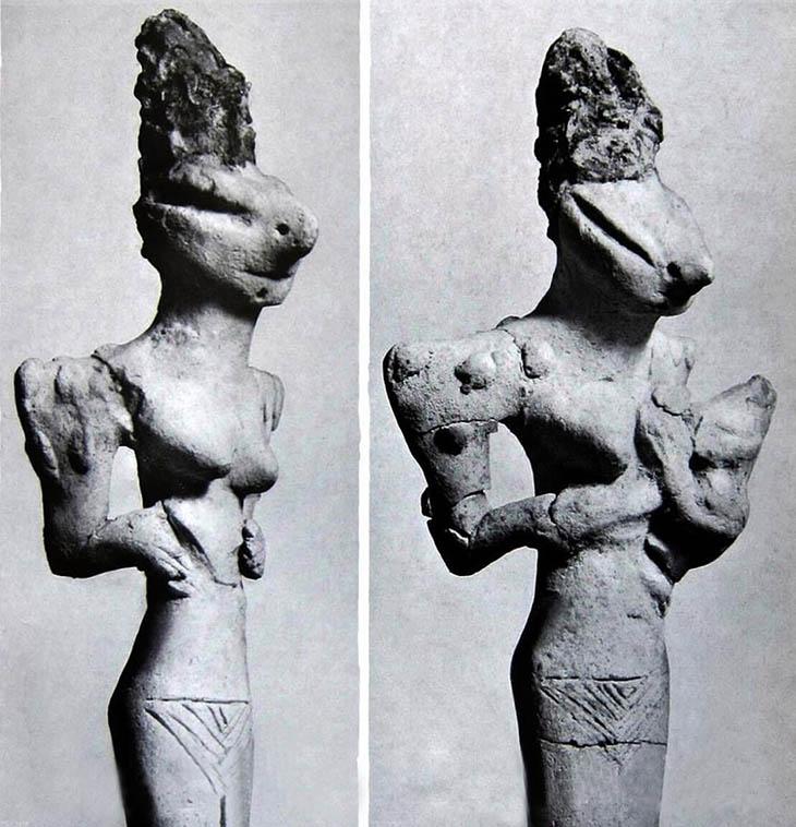 A, Antik tarih, Yılan insanlara tapan Ubaidliler, Kertenkele benzeri varlık, Tell Al'Ubaid, Antik Mezopotamya, Yılan insanlara tapan antik halk, Ur, Eridu, Ubaid, Arkeolojik buluntular,