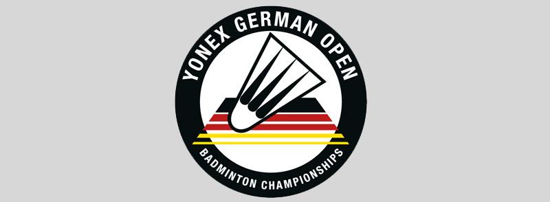 Badminton Terbuka Jerman 2019