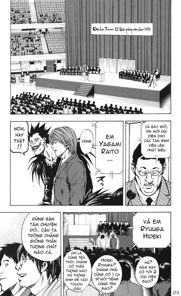 Death Note chapter 019 trang 4