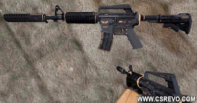 Skin M4A1 - Elite Build - HD CS 1.6