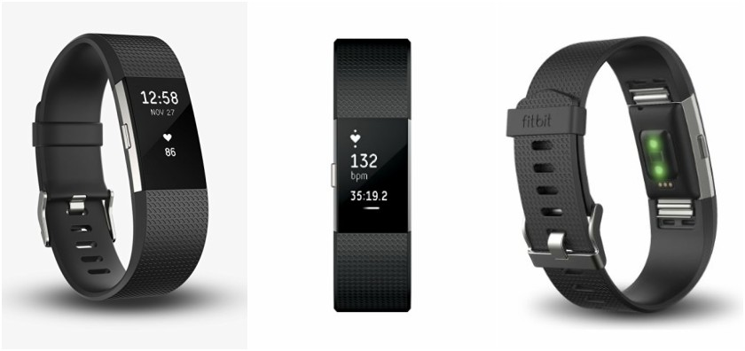 Fitbit Charge 2 Heart Rate & Fitness Wristband for only $115