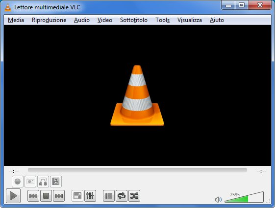 VLC lettore multimediale