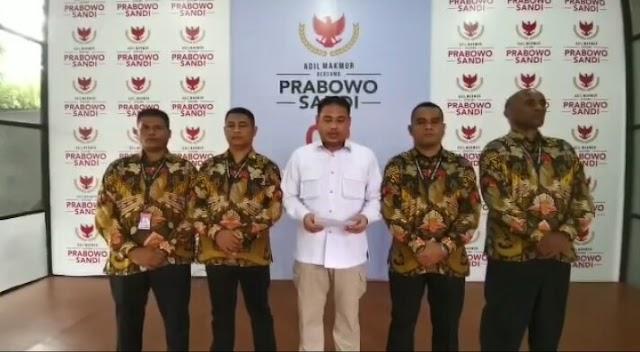 [Video] Ditegur Prabowo, Petugas Mabes Polri Akui Kesalahan dan Meminta Maaf