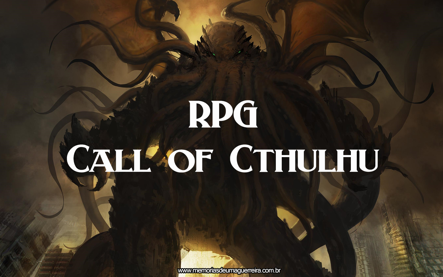 RPG Call of Cthulhu