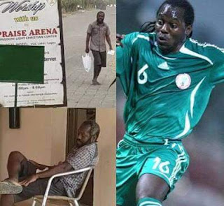 Help Comes The Way Of Duped Ex Eagles Star Wilson Oruma