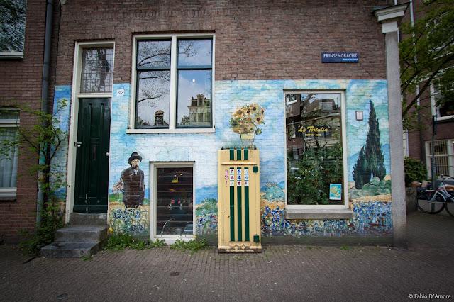 Murales ad Amsterdam