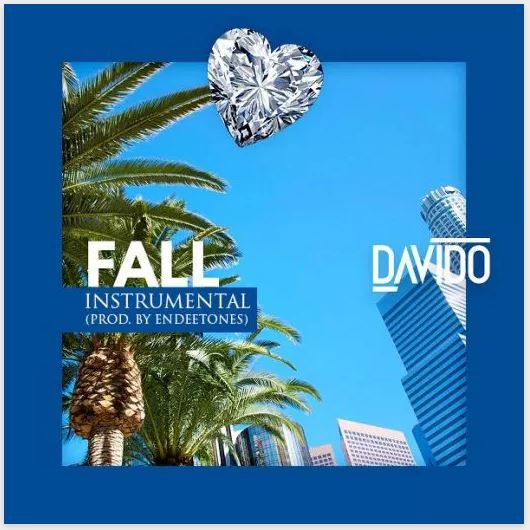Download Audio: Davido - Fall [Instrumental Beats] (Prod by Endeetones) | Mp3