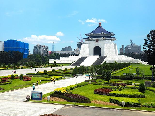 Chiang Kai Shek Memorial Hall, Taipei, Taiwan