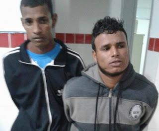 Dupla suspeita de estuprar adolescente é presa em Poço Redondo