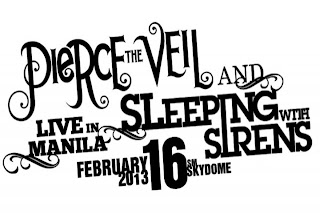 Pierce the Veil Live in Manila with Sleeping With Sirens