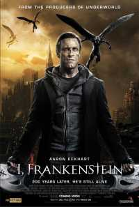 I Frankenstein (2014) Hindi - Tamil - Telugu - Eng 400MB Movie Download 480p BDRip