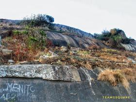 Skandagiri Fort, Karnataka