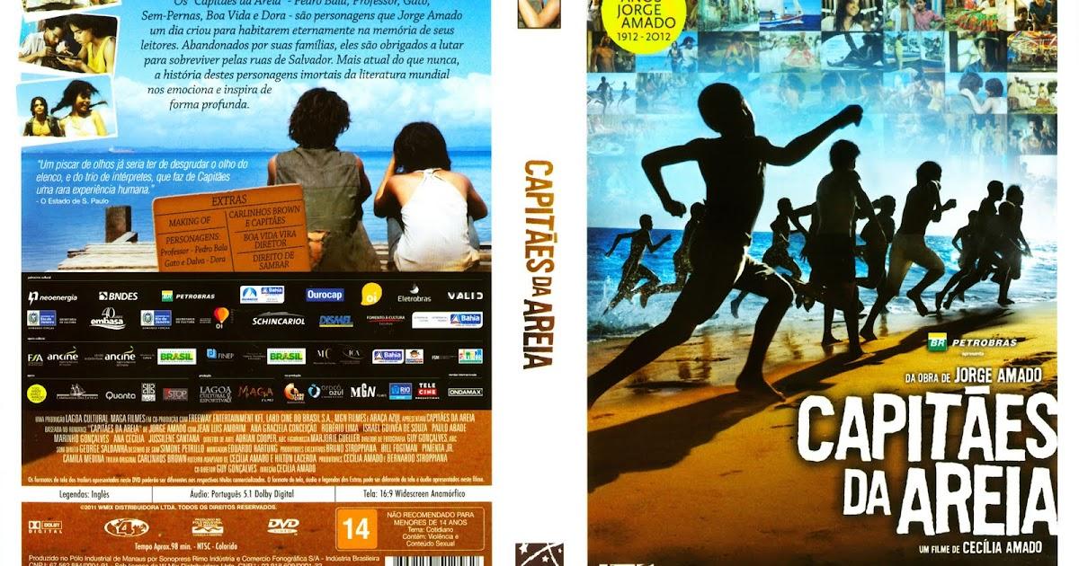 Blog Literário Filme O Melhor De Mim: Blog Literário: Filme Capitães Da Areia- Da Obra De Jorge