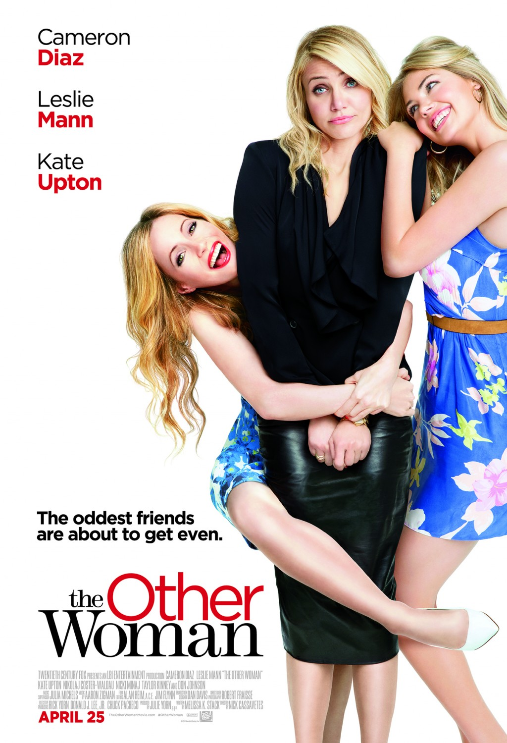The Other Woman Movie Film 2014 - Sinopsis
