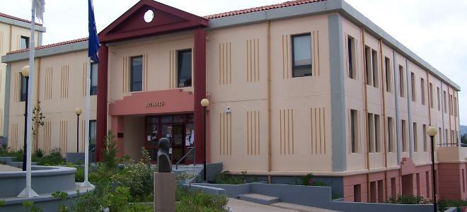 Ανακαινίστηκε το κτήριο του Πανεπιστημίου Αιγαίου - Έργα ύψους 11 εκ. ευρώ
