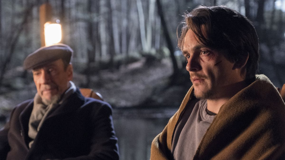Dar Adal y Quinn en 'Inminent Risk', episodio de 'Homeland'
