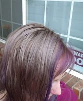 ash blonde light hair toner violet purple conditioner hack natural lightening shampoo instructions