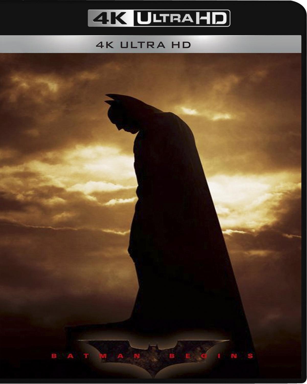 Batman Begins [2005] [UHD] [2160p] [Latino]