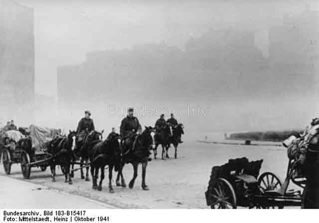 German transport troops, 19 October 1941 worldwartwo.filminspector.com
