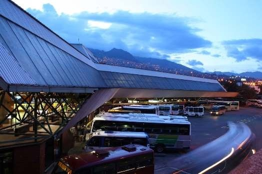 Directorio telefónico Empresas transportadoras Terminal Terrestre de Medellín
