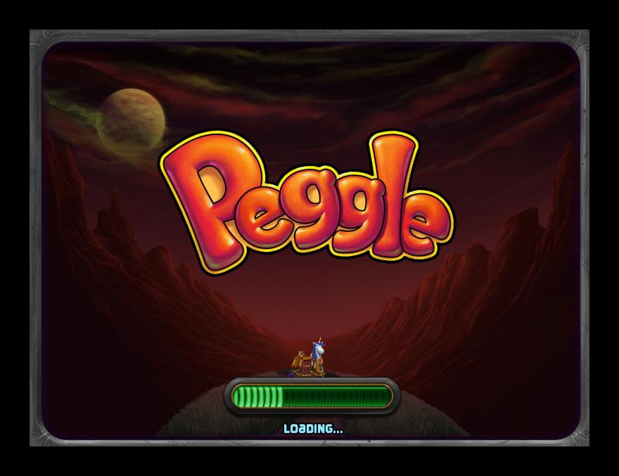 Peggle World of Warcraft Edition - Katılımsız Oyun