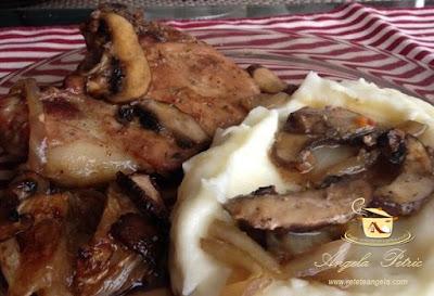 Preparare cotlet de porc la cuptor-etapa 5