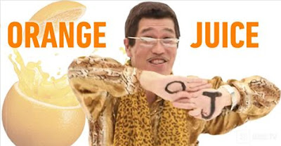 Watch PPAP New Song 'I LIKE OJ/PIKOTARO'