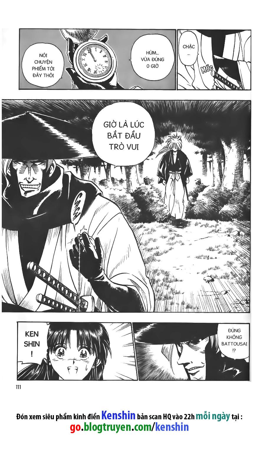 Rurouni Kenshin chap 12 trang 6