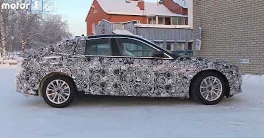 BMW prepares the arrival of the series 6 GT