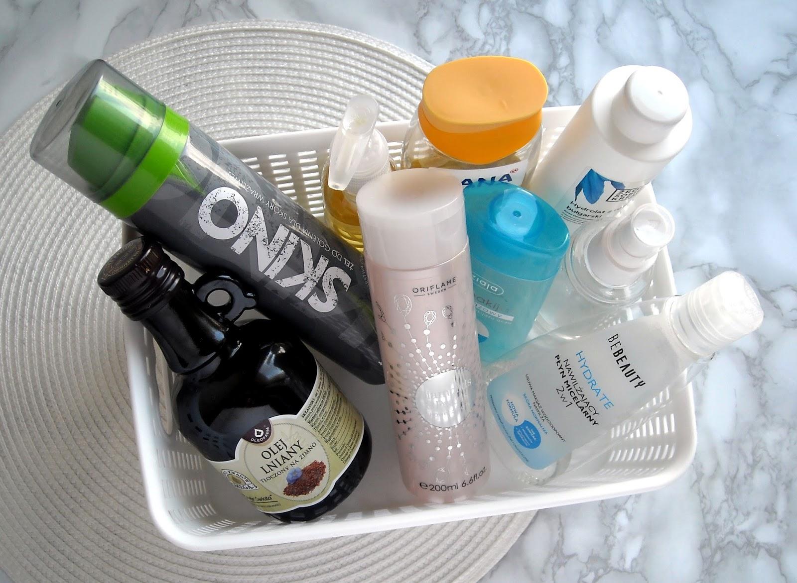 Denko kosmetyczne, czyli krótkie recenzje produktów