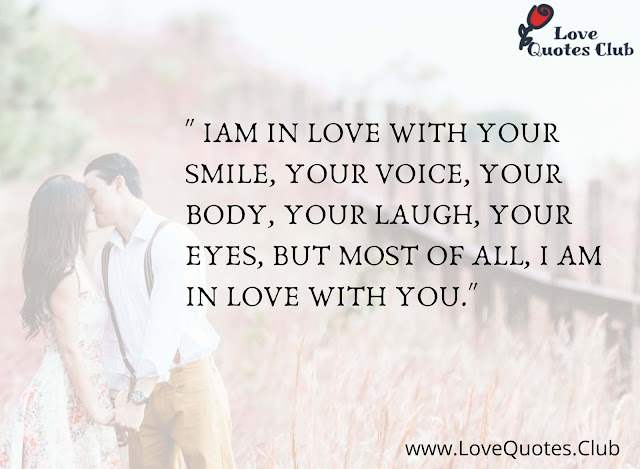 love quotes about her smile