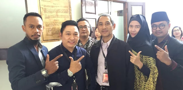 Kuasa Hukum Prabowo: Gugatan Harimau Jokowi Tidak Penuhi Syarat