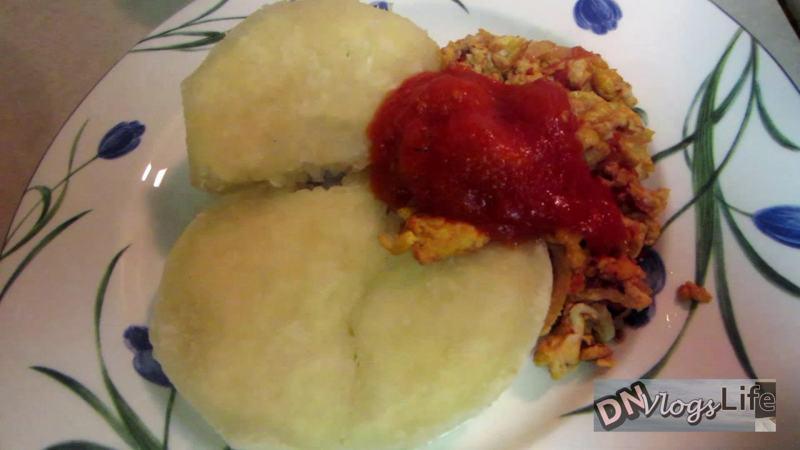 "Nigerian Yam: DiscoveringNatural: Let's Cook ""Nigerian"" Yam With THE MAN"
