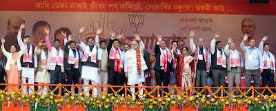ASSAM POLLS: LET THE BATTLE BEGIN