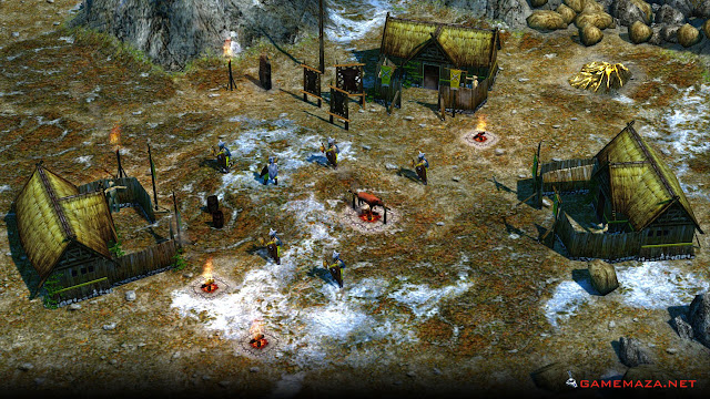 Age of Mythology Gameplay Screenshot 2