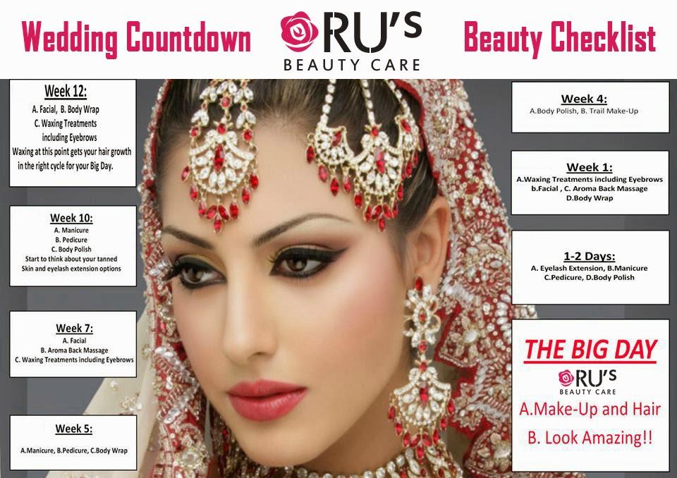 RU's Beauty Care: Pre-bridal Package