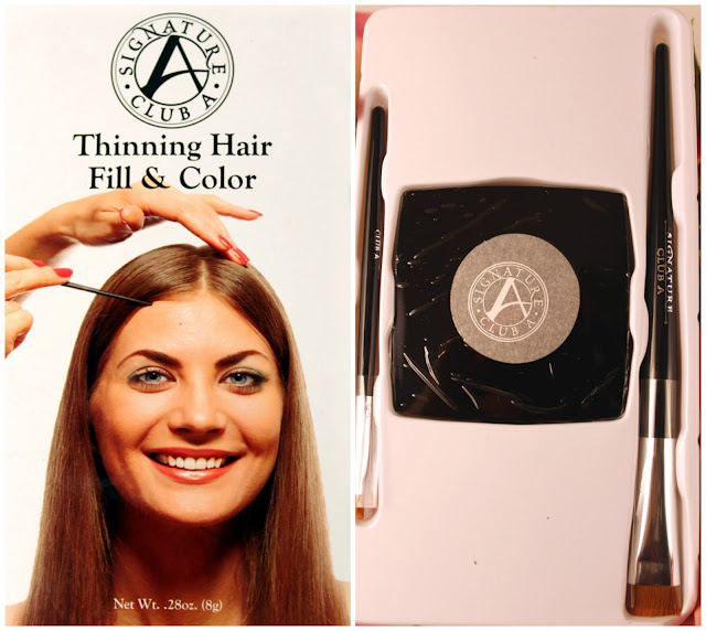 Thinning Hair Fill and Color Review