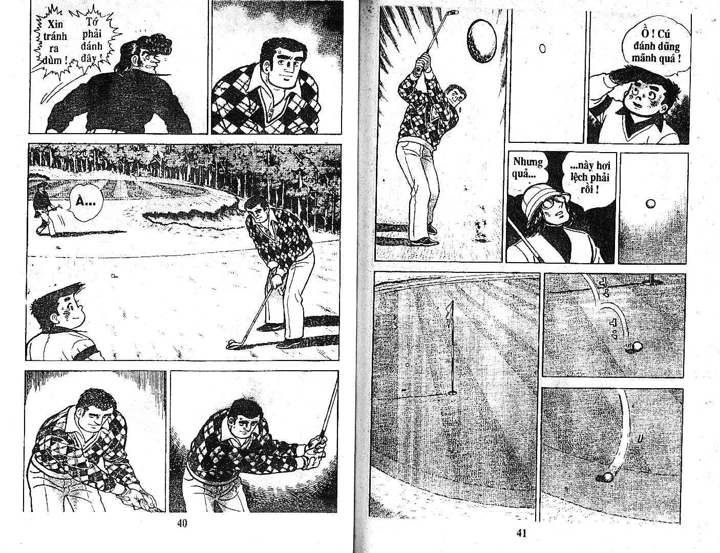 Ashita Tenki ni Naare chapter 26 trang 19