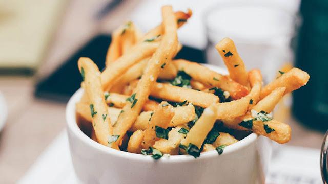 Las papas fritas duplican el riesgo de muerte prematura