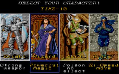 街機:暗黑封印-毀滅之門+Cheat作弊,懷舊魔法ACT動作遊戲!