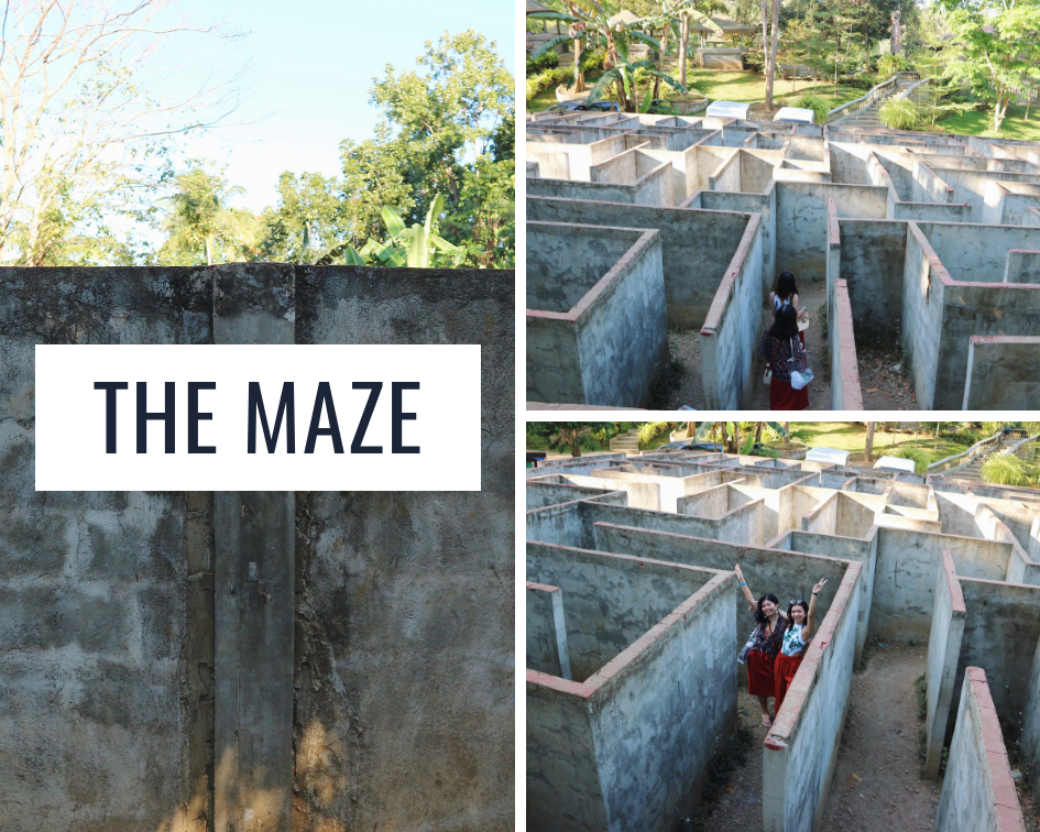 Shercon Resort and Ecology Park Maze