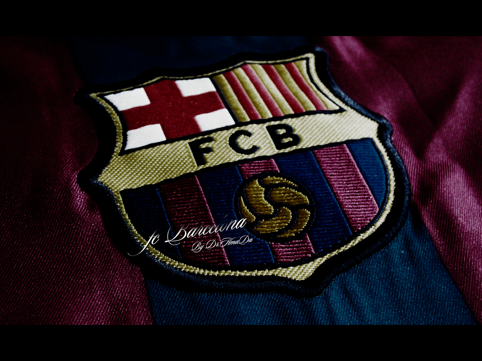 FC Barcelona Background by Dr 7maDa Wallpaper Barcelona